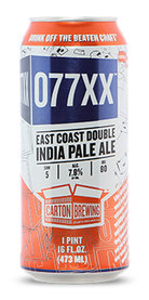 077xx Double IPA Carton Brewing