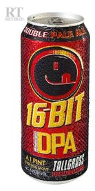 16-Bit Double Pale Ale Tallgrass Beer