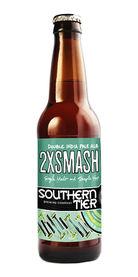 Southern Tier 2xsmash Double IPA beer