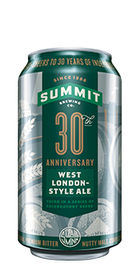 Summit Beer 30th Anniversary West London Style Ale