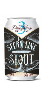 3 Daughters Stern Line Oatmeal Stout