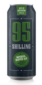 95 Shilling Imperial Scotch Ale, Wild Heaven Beer