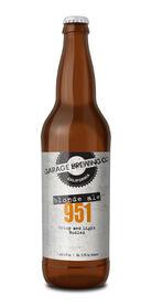 951 Blonde Ale, Garage Brewing Co.