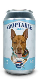 Adoptable Lager, Motorworks Brewing