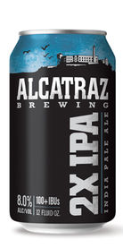 Alcatraz 2X IPA, Alcatraz Brewing