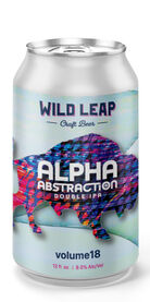 Alpha Abstraction Vol. 18, Wild Leap Brew Co.
