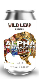 Alpha Abstraction Vol. 5, Wild Leap Brew Co.