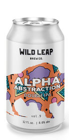 Alpha Abstraction, Vol. 9, Wild Leap Brew Co.