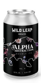 Alpha Abstraction, Vol. X, Wild Leap Brew Co.