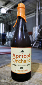 Apricot Orchard Brett Golden Ale by The Virginia Beer Co.