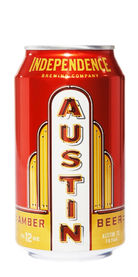 Independence Brewing Austin Amber beer