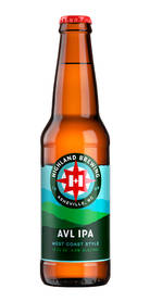 AVL IPA, Highland Brewing Co.