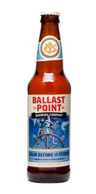 Calm Before The Storm Ballast Point Beer