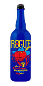 Rogue beer new crustacean barleywineish imperial ipa sorta