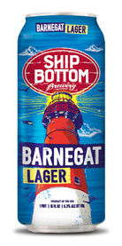 Barnegat Lager by Ship Bottom Brewery
