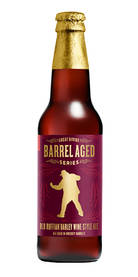 Barrel Aged Old Ruffian Great Divide Barleywine