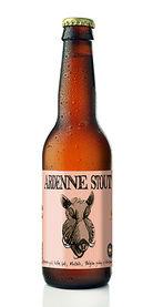 Bastogne Ardenne Stout by Brasserie de Bastogne