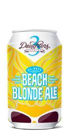 3 Daughters Beach Blonde Ale beer