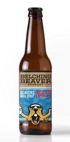 Beavers Milk Nitro by Belching Beaver Brewery