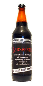 Berserker by Midnight Sun Brewing Co.