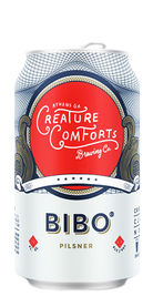 Bibo Pilsner Creature Comforts Beer
