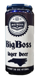 Big Boss Lager, Big Boss Brewing Co.