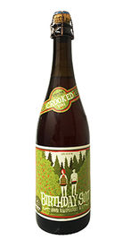 Uinta Beer Birthday Suit Sour Raspberry 23rd Anniversary Ale