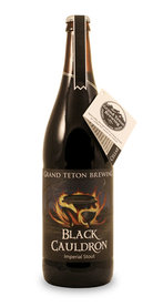 Grand Teton Brewing Black Cauldron Stout