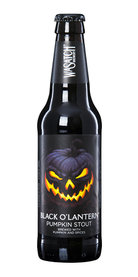Wasatch Beer Black O Lantern Pumpkin Stout