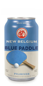 Blue Paddle Pilsener