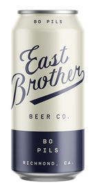 Bo Pils by East Brother Beer Co.