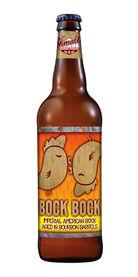Shmaltz Brewing Bock Bock beer