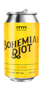 Bohemian Riot, Arches Brewing