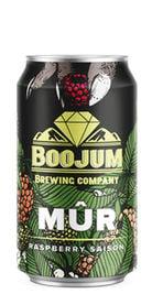 Boojum Beer Mur Raspberry Saison