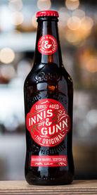 Bourbon Barrel Aged Scotch Ale by Innis & Gunn Brewing Co.