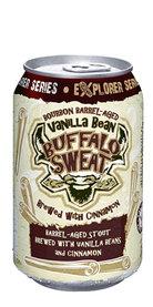 Bourbon Barrel Vanilla Bean Buffalo Sweat with Cinnamon Tallgrass Beer
