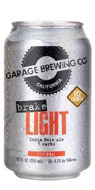 Brake Light IPA, Garage Brewing Co.