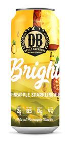 Bright Pineapple Sparkling Ale, Devils Backbone Brewing Co.