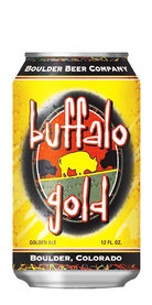 Boulder Beer Buffalo Gold