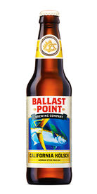 California Kolsch Ballast Point Beer