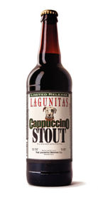 Cappuccino Stout by Lagunitas Brewing Co.