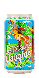 Captain's Daughter IPA Beer Grey Sail Brewing
