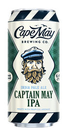 Captain May IPA, Cape May Brewing Co.