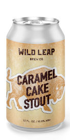 Caramel Cake Stout, Wild Leap Brew Co.