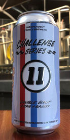Challenge Series #11 Double Brut IPA, Bear Republic Brewing Co.