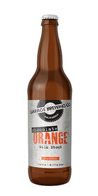 Chocolate Orange Milk Stout Garage Brewing Co.