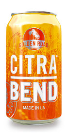 Citra Bend Golden Road Beer