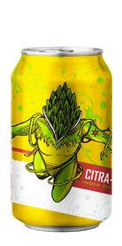 Revolution Brewing Citra Hero beer can
