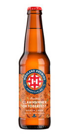 Clawhammer Oktoberfest by Highland Brewing Co.