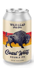 Coast West Double IPA, Wild Leap Brew Co.
